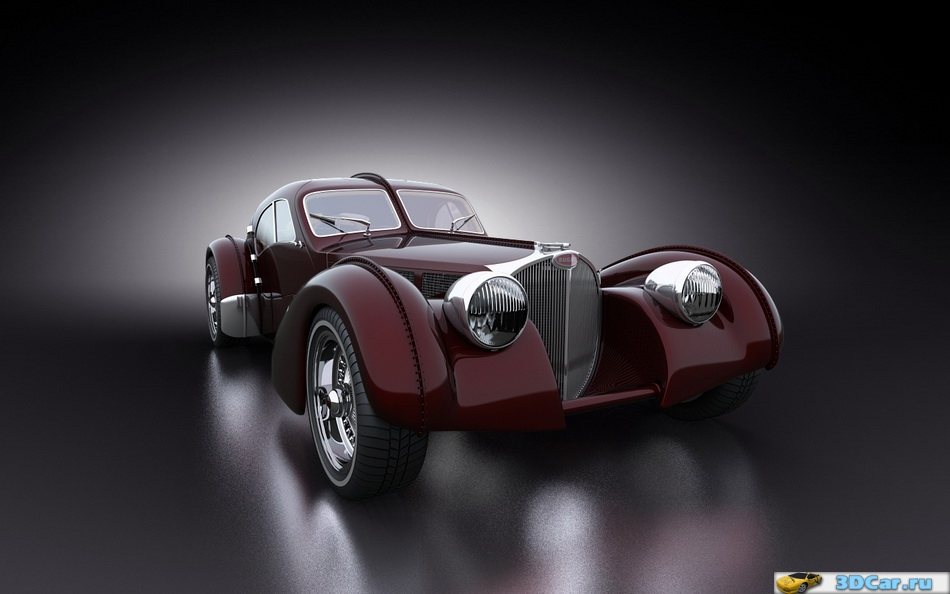 Bugatti type57sc Atlantic