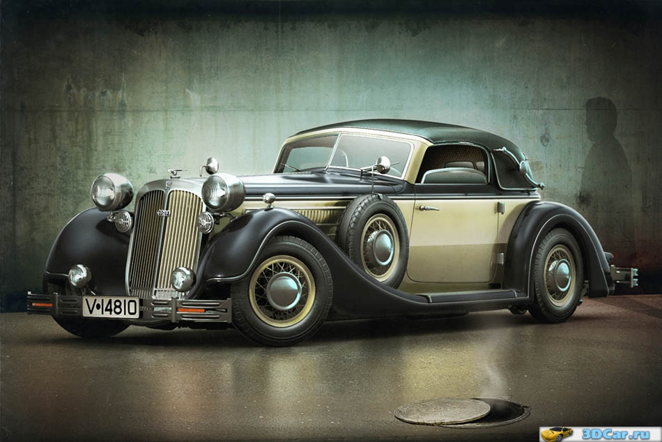 Horch 853 1935
