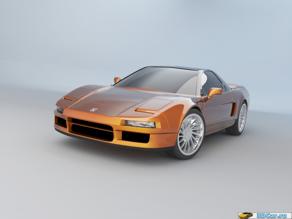 Honda NSX (Battle4)