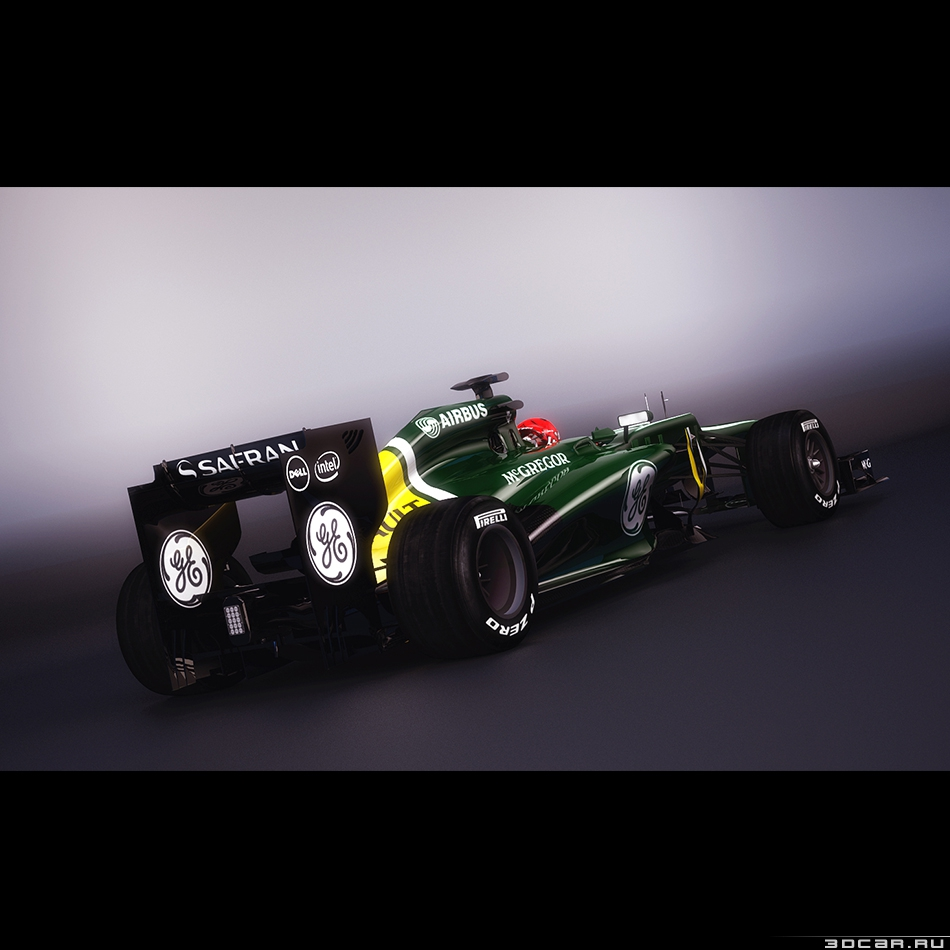 Caterham CT 03
