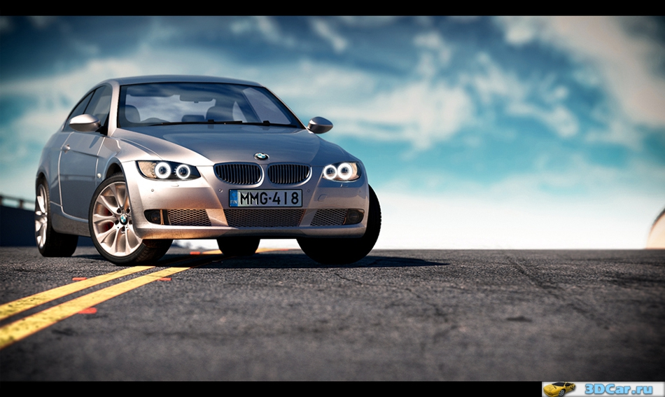 BMW 3series CUPE