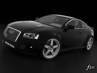 Audi S5 Tunning/Restyling 2008