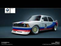 BMW e21 BadStreet project