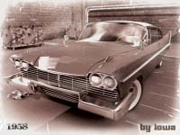 Plymouth 1958(Fury)