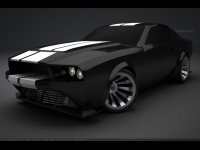 Ford Mustang Shelby GTS 600 Concept