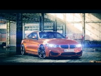 Врум-Врум! BMW M4 Coupe