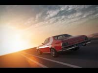 Ford Gran Torino - Reaching The Sunset