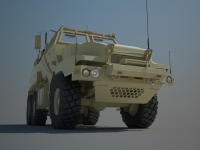 Caiman Vehicle